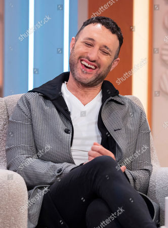 Editorial photo of 'Lorraine' TV show, London, UK - 12 Apr 2019