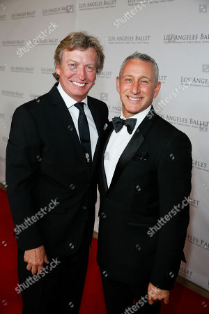 Nigel Lythgoe and Adam Shankman