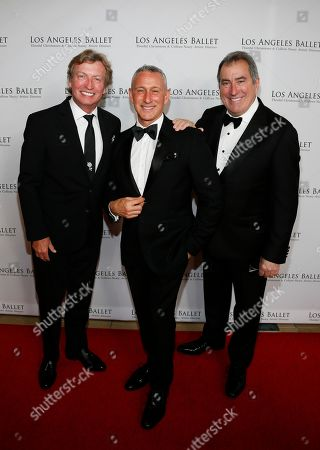 Nigel Lythgoe, Adam Shankman and Kenny Ortega