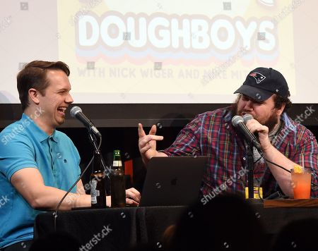 Doughboys: Nick Wiger & Mike Mitchell