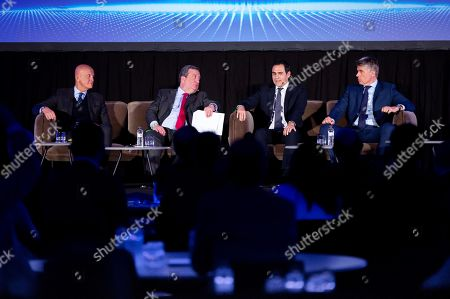 Editorial picture of World Soccer Congress in Barcelona, Spain - 12 Apr 2019