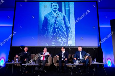 Editorial image of World Soccer Congress in Barcelona, Spain - 12 Apr 2019