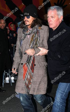 Johnny Depp, Jerry Judge