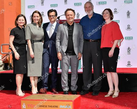 Editorial picture of Billy Crystal honored with hand and footprint ceremony, TCL Chinese Theater, Los Angeles, USA - 12 Apr 2019