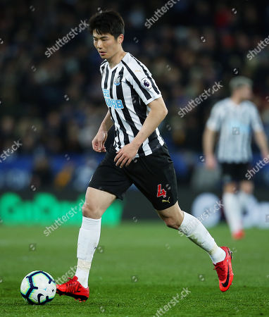 Ki Sung-Yueng of Newcastle United
