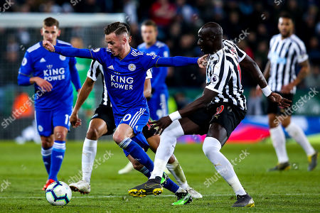 Editorial picture of Leicester City v Newcastle United, UK - 12 Apr 2019