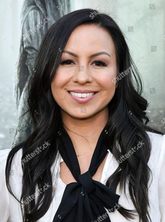Stock Picture of Anjelah Johnson