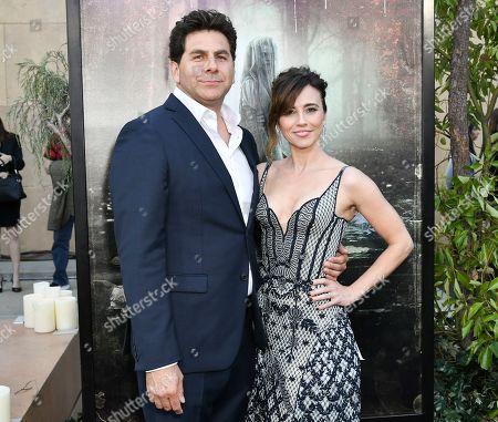 Editorial photo of 'The Curse of La Llorona' Film Premiere, Arrivals, The Egyptian Theatre, Los Angeles, USA - 15 Apr 2019