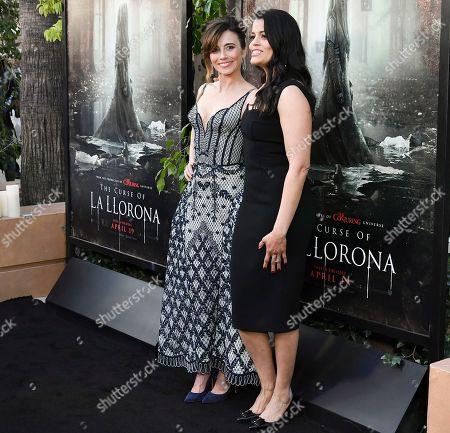 Linda Cardellini and Marisol Ramirez