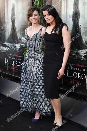 Stock Photo of Linda Cardellini and Marisol Ramirez