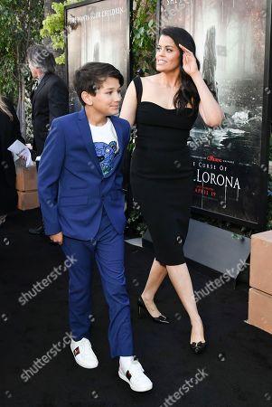 Roman Christou and Marisol Ramirez