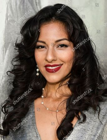Editorial picture of 'The Curse of La Llorona' Film Premiere, Arrivals, The Egyptian Theatre, Los Angeles, USA - 15 Apr 2019