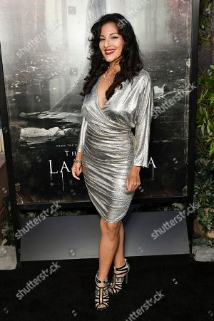 Editorial image of 'The Curse of La Llorona' Film Premiere, Arrivals, The Egyptian Theatre, Los Angeles, USA - 15 Apr 2019