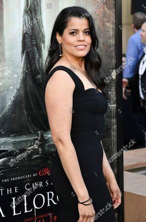 Editorial image of 'The Curse of La Llorona' Film Premiere, Arrivals, The Egyptian Theatre, Los Angeles, USA - 15 Apr 2019