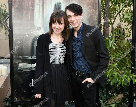 Allisyn Ashley Arm and Dylan Snyder