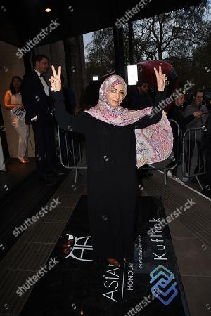Stock Picture of Tawakel Karman