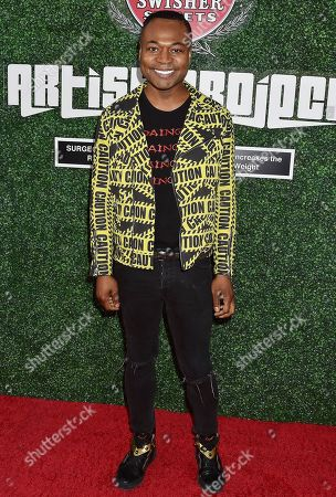 Editorial image of Swisher Sweets Spark Award, Arrivals, Los Angeles, USA - 12 Apr 2019