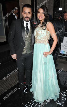 Ameet Chana and Shikha Varma