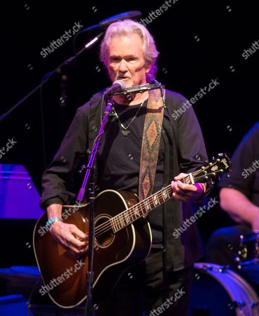 Editorial image of Kris Kristofferson in concert at The American Music Theatre, Lancaster Pennsylvania, America - 12 Apr 2019