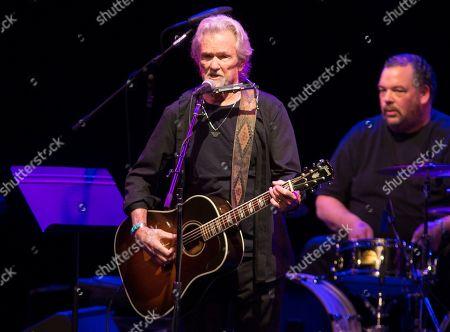 Editorial picture of Kris Kristofferson in concert at The American Music Theatre, Lancaster Pennsylvania, America - 12 Apr 2019