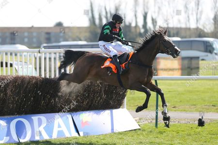 Editorial image of 13/04/2019., Scottish Grand National - 13 Apr 2019