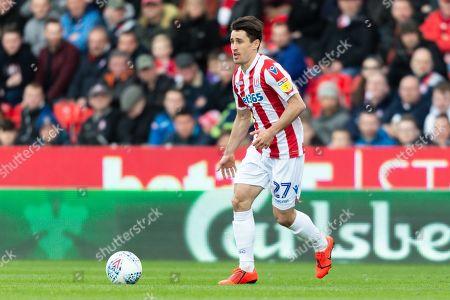 Bojan Krkic (27) of Stoke City during the game