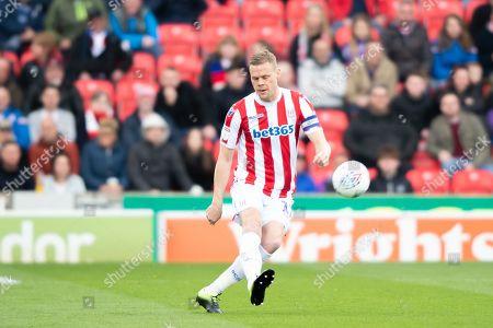 Ryan Shawcross (17) of Stoke City