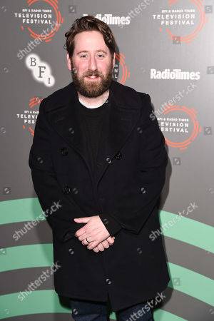 Editorial image of 'Ghosts' TV show photocall, BFI and Radio Times Television Festival, London, UK - 13 Apr 2019