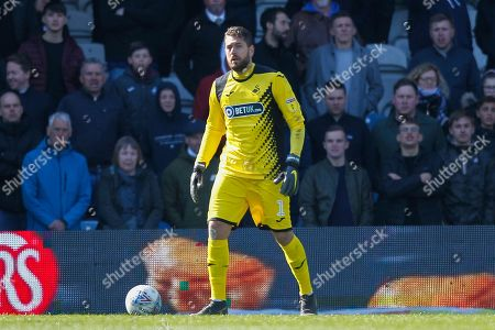Editorial picture of Queens Park Rangers v Swansea City, EFL Sky Bet Championship - 13 Apr 2019