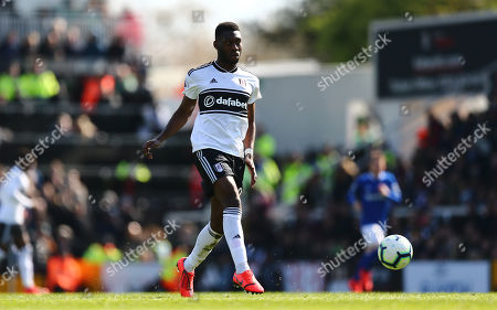 (CAPTION CORRECTION)  Timothy Fosu-Mensah of Fulham