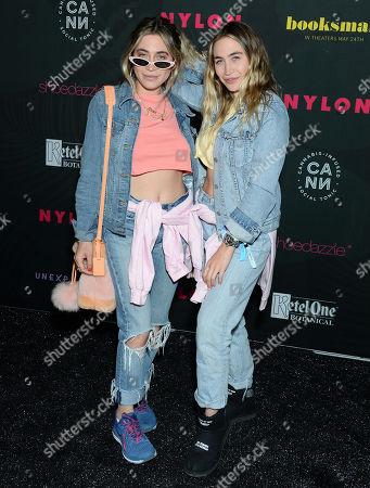 Lexi and Allie Kaplan