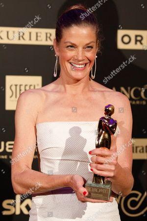 Editorial photo of Romy Austrian TV awards in Vienna, Austria - 13 Apr 2019