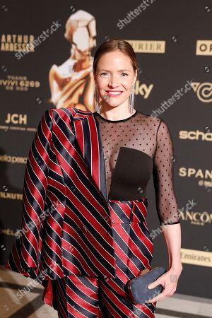 Editorial image of Romy Austrian TV awards in Vienna, Austria - 13 Apr 2019