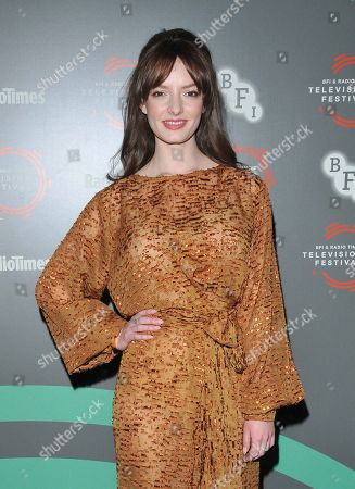 Editorial image of 'Beecham House' TV show photocall, BFI and Radio Times Television Festival, London, UK - 13 Apr 2019