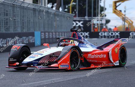 Stock Image of Pascal Wehrlein (Mahindra Racing)