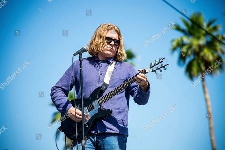 Ty Segall performs at the Coachella Music & Arts Festival at the Empire Polo Club, in Indio, Calif