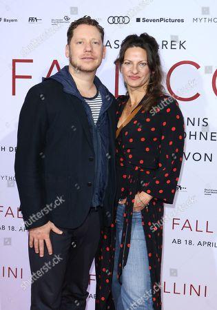 Editorial picture of 'Der Fall Collini' screening, Hamburg, Germany - 13 Apr 2019