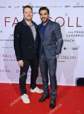 Editorial image of 'Der Fall Collini' screening, Hamburg, Germany - 13 Apr 2019