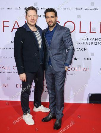 Editorial photo of 'Der Fall Collini' screening, Hamburg, Germany - 13 Apr 2019