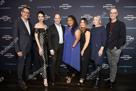 Chris Brown, Katherine Jane Bryant, Matthew Weiner, Theraesa Rivers, Lana Horochowski, Wendy Chuck and Chris Manley