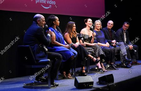 Matthew Weiner, Theraesa Rivers, Lana Horochowski, Katherine Jane Bryant, Wendy Chuck, Chris Manley and Chris Brown