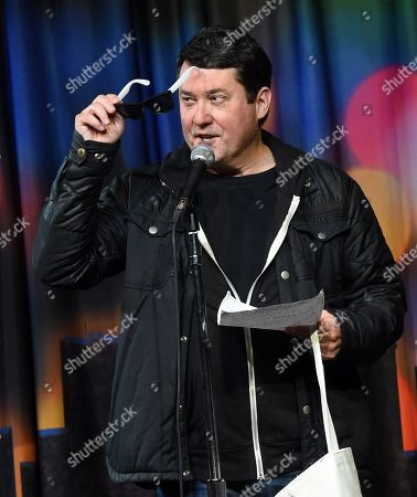 Stock Photo of Doug Benson