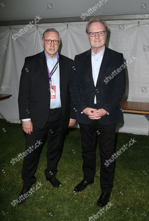 Norman Pearlstine, Lawrence O'Donnell