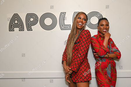 Editorial picture of Jesus and Jollof Live, The Apollo Theatre, New York, USA - 13 Apr 2019