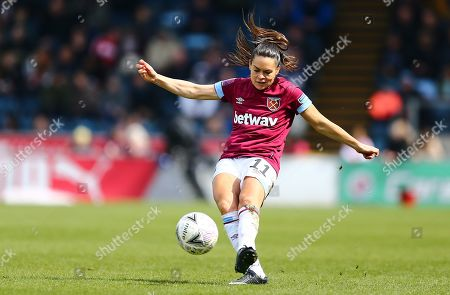 Claire Rafferty of West Ham United Women