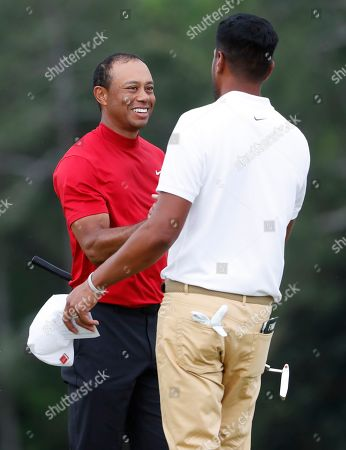Editorial photo of The 2019 Masters Tournament, Augusta, USA - 14 Apr 2019