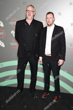 Greg Davies and Alex Horne