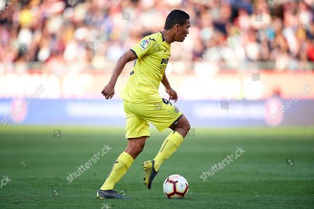 Carlos Bacca of Villarreal CF