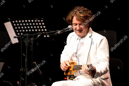 Editorial image of Goran Bregovic in concert, Milan, Italy - 13 Apr 2019