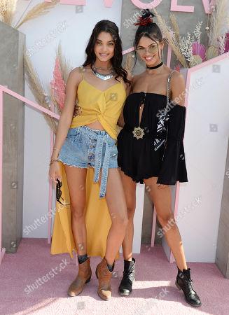 Daniela Braga and Daiane Sodre